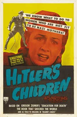 Hitler's Children - 27 x 40 Movie Poster - Style A