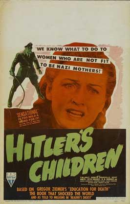 Hitler's Children - 11 x 17 Movie Poster - Style C