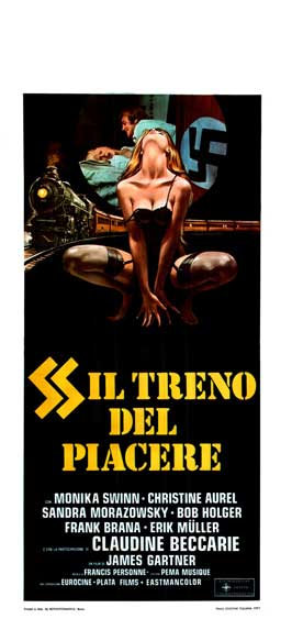 Hitler's Last Train - 27 x 40 Movie Poster - Italian Style A
