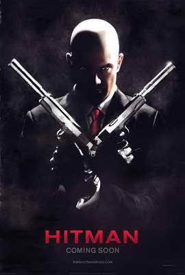 Hitman - 27 x 40 Movie Poster - Style B