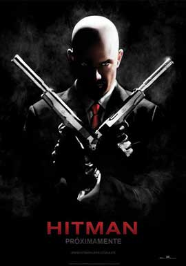 Hitman - 27 x 40 Movie Poster - Spanish Style A