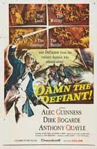 HMS Defiant - 27 x 40 Movie Poster - Style D