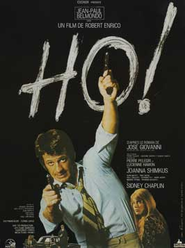 Ho! - 11 x 17 Movie Poster - French Style A