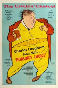 Hobson's Choice - 27 x 40 Movie Poster - Style A