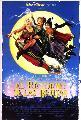 Hocus Pocus - 27 x 40 Movie Poster - Spanish Style B