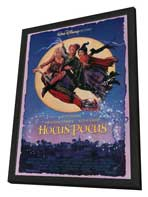 Hocus Pocus - 27 x 40 Movie Poster - Style A - in Deluxe Wood Frame