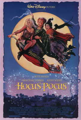 Hocus Pocus - 27 x 40 Movie Poster - Style A