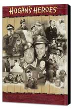 Hogan's Heroes (TV) - 11 x 17 TV Poster - Style A - Museum Wrapped Canvas
