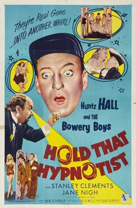 Hold That Hypnotist - 11 x 17 Movie Poster - Style A