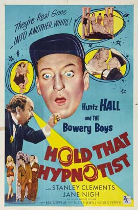 Hold That Hypnotist - 27 x 40 Movie Poster - Style A