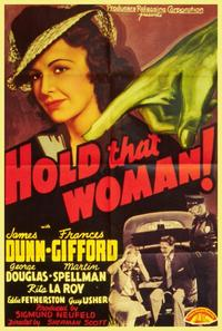 Hold That Woman - 11 x 17 Movie Poster - Style A