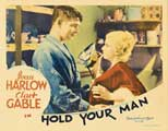Hold Your Man - 11 x 14 Movie Poster - Style B