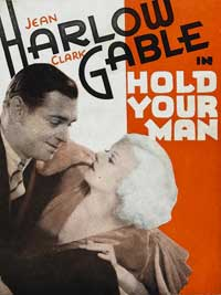 Hold Your Man - 11 x 17 Movie Poster - Style C