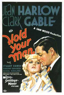 Hold Your Man - 11 x 17 Movie Poster - Style B