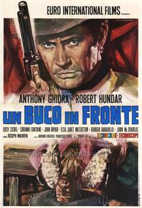 Hole in the Forehead - 27 x 40 Movie Poster - Italian Style A