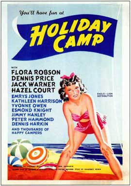 Holiday Camp - 11 x 17 Movie Poster - Style A