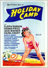 Holiday Camp - 43 x 62 Movie Poster - Bus Shelter Style A