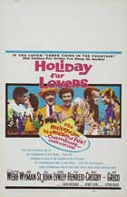 Holiday For Lovers - 11 x 17 Movie Poster - Style A