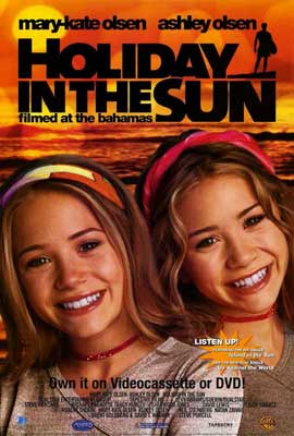 Holiday in the Sun - 11 x 17 Movie Poster - Style A