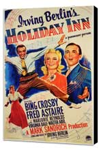 Holiday Inn - 11 x 17 Movie Poster - Style A - Museum Wrapped Canvas