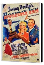Holiday Inn - 27 x 40 Movie Poster - Style A - Museum Wrapped Canvas