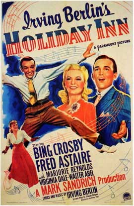Holiday Inn - 11 x 17 Movie Poster - Style A