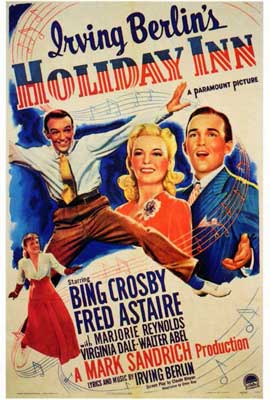 Holiday Inn - 27 x 40 Movie Poster - Style A