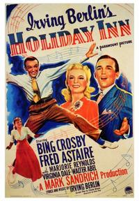 Holiday Inn - 43 x 62 Movie Poster - Bus Shelter Style A