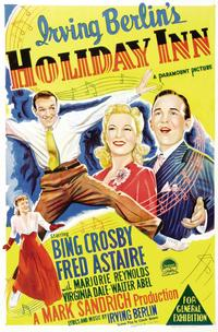 Holiday Inn - 11 x 17 Movie Poster - Australian Style A