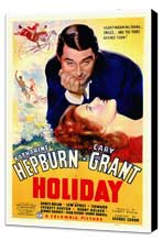 Holiday - 27 x 40 Movie Poster - Style A - Museum Wrapped Canvas