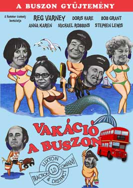 Holiday on the Buses - 27 x 40 Movie Poster - Spanish Style A