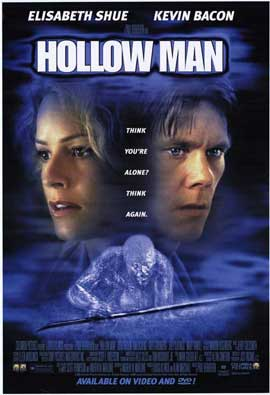 The Hollow Man - 11 x 17 Movie Poster - Style A