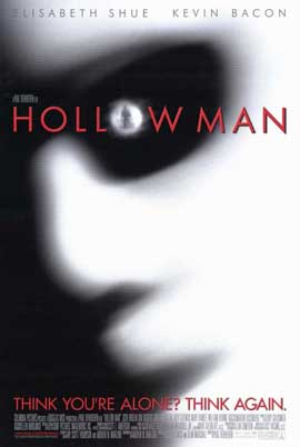 The Hollow Man - 11 x 17 Movie Poster - Style B