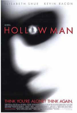 The Hollow Man - 27 x 40 Movie Poster - Style A