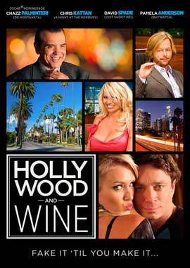 Hollywood & Wine - 11 x 17 Movie Poster - Style A