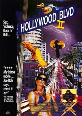 Hollywood Boulevard 2 - 11 x 17 Movie Poster - Style A
