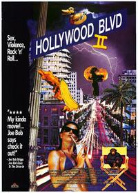 Hollywood Boulevard 2 - 27 x 40 Movie Poster - Style A