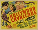 Hollywood Cavalcade - 22 x 28 Movie Poster - Half Sheet Style A