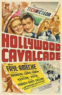 Hollywood Cavalcade - 11 x 17 Movie Poster - Style A