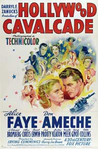Hollywood Cavalcade - 11 x 17 Movie Poster - Style B