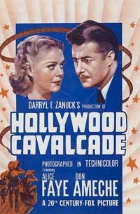 Hollywood Cavalcade - 11 x 17 Movie Poster - Style D