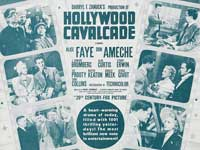 Hollywood Cavalcade - 11 x 14 Movie Poster - Style A
