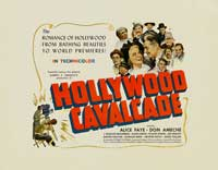 Hollywood Cavalcade - 11 x 14 Movie Poster - Style B