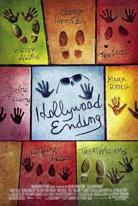 Hollywood Ending - 11 x 17 Movie Poster - Style B