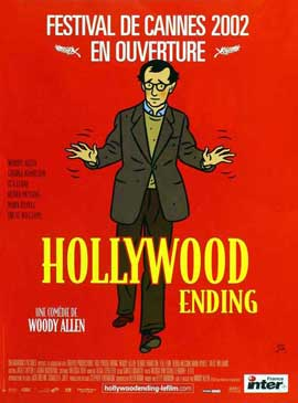 Hollywood Ending - 27 x 40 Movie Poster - French Style A
