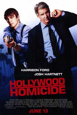 Hollywood Homicide - 11 x 17 Movie Poster - Style A