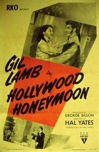 Hollywood Honeymoon - 11 x 14 Movie Poster - Style A