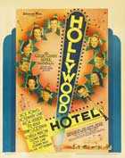 Hollywood Hotel - 11 x 17 Movie Poster - Style B