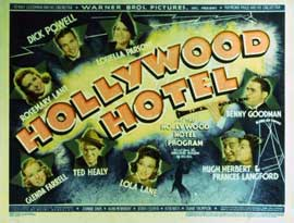 Hollywood Hotel - 11 x 14 Movie Poster - Style A