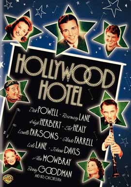 Hollywood Hotel - 11 x 17 Movie Poster - Style A